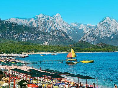 Kemer, Turska