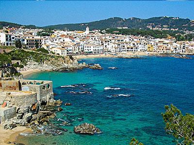 Costa Brava, Španija