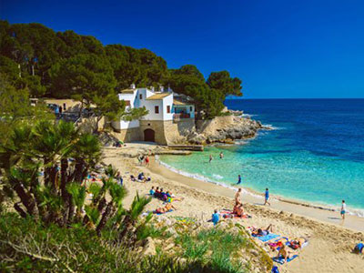 Majorka, Španija