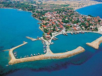 Side, Turska