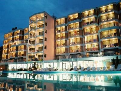 Hotel Delfin 3*, Sunčev Breg, Bugarska, Leto 2020, Sunčev Breg Leto