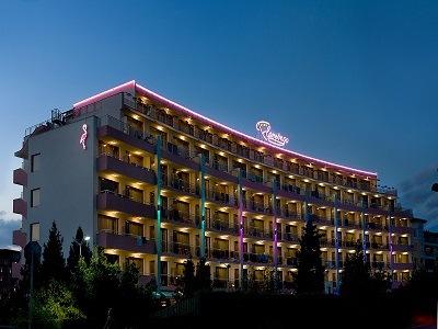 Hotel Flamingo 4*, Sunčev Breg, Bugarska, Leto 2020, Sunčev Breg Leto