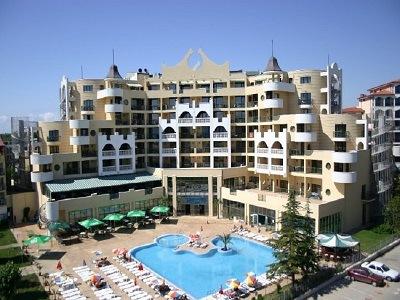 Hotel Imperial Sunčev Breg Bugarska Leto Ski&Sun