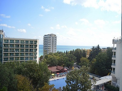 Hotel Perunika 3*, zlatni pjasci, bugarska