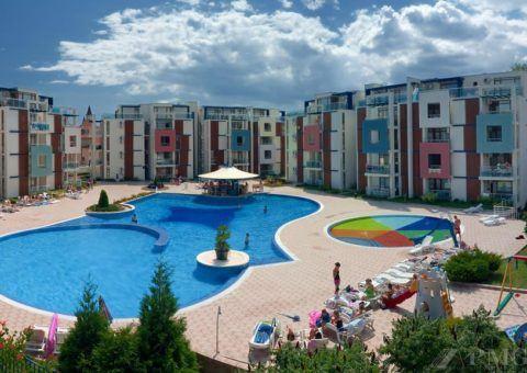 Sun City apartmani Sunčev Breg Bugarska