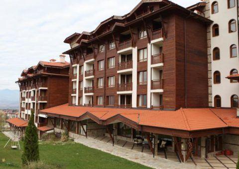 HOTEL-PANORAMA RESORT 4*-BANSKO-ZIMOVANJE-SKI-AND-SUN