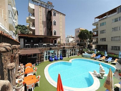 Ogerim Hotel 2*Kušadasi, Turska