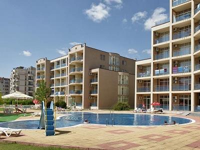 Semiramida Gardens, Sunčev Breg, Bugarska, Leto 2020, Letovanje 2020