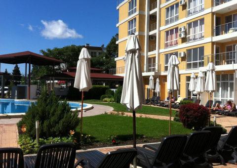 Flores Park Htl-app, Sunčev Breg, Bugarska, Leto 2020, Sunčev Breg Leto