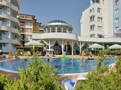 Laguna Aparthotel, Sunčev Breg, Bugarska, Leto 2020, Sunčev Breg Leto