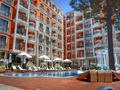 Harmony Palace, Sunčev Breg, Bugarska, Leto 2020, Sunčev Breg Leto