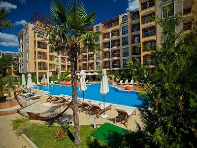 Harmony Suites, Sunčev Breg, Bugarska, Leto 2020, Sunčev Breg Leto
