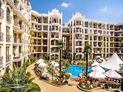 Harmony Suites - Monte Carlo, Sunčev Breg, Bugarska, Leto 2020