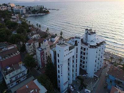 Asena Beach Hotel 3*, Kušadasi, Turska