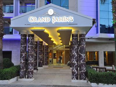 Grand Sahin 4*, Kušadasi, Turska