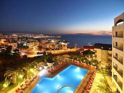 Panorama Hill Hotel 4*, Kušadasi, Turska