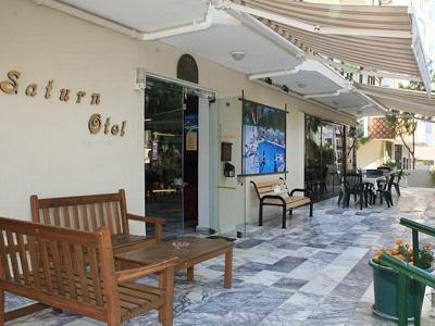 Saturn Hotel 3*, Kušadasi, Turska