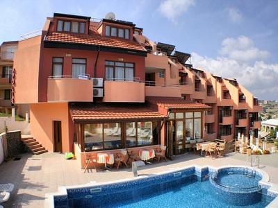 Hotel Apolis 3* sozopol, bugarska
