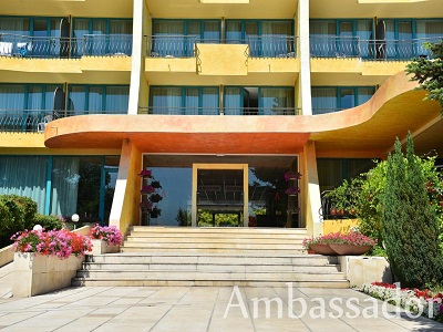 Hotel Ambassador 3*, zlatni pjasci, bugarska