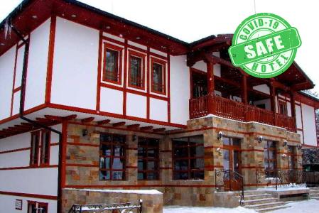Hotel Merryen Pamporovo Covid Safe Hotel Ski And Sun-ftrd