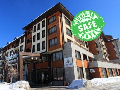 Hotel Murite Covid Safe Hotel Bansko Ski And Sun ftr