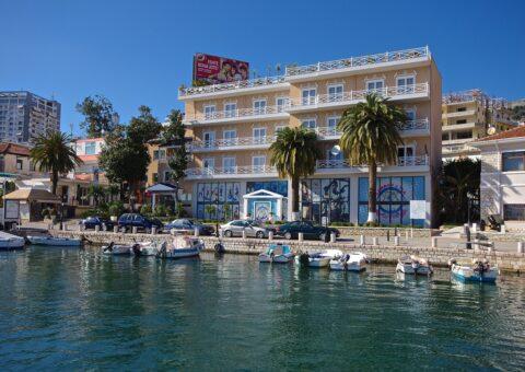 Hotel Porto Eda 3* Saranda Albanija Leto Ski And Sun