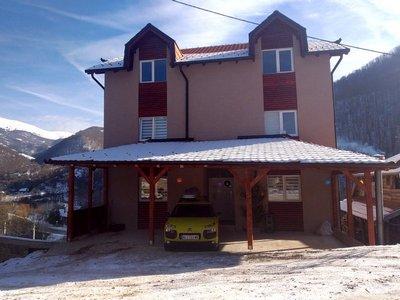 Vila Vuckovic Crni Vrh Babin Zub Stara Planina Zima Srbija Ski and Sun Travel