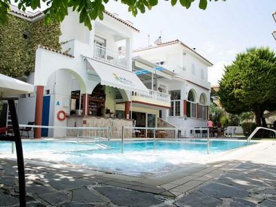 Melissa Gold Coast Hotel -Psakudija-Psakoudia-Sitonija-Halkidiki-Grčka-Leto-Letovanje-Ski&Sun Travel