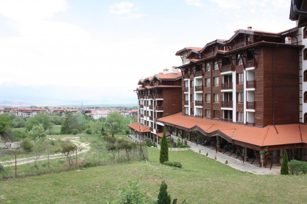 bansko hotel panorama